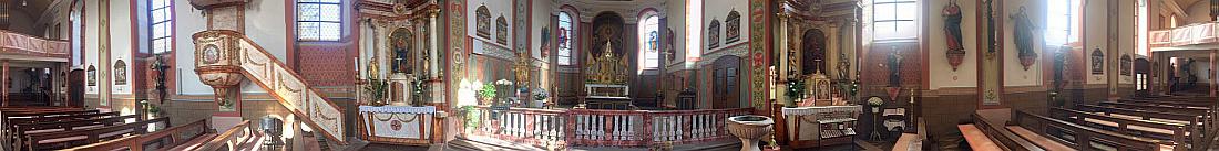 Kirche St. Vitus Sailauf