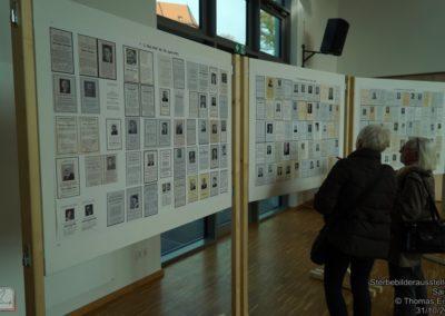 Sterbebilderausstellung Sailauf 11
