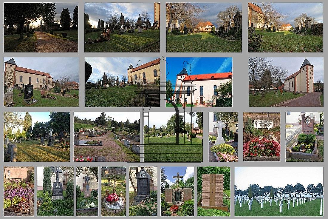 Friedhofanschten Sailauf