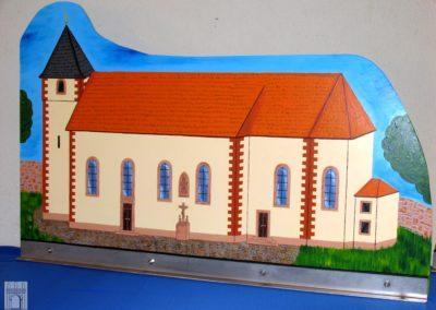 Motiv St. Vitus-Kirche