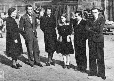 Lehrerkollegium Sailauf 1947
