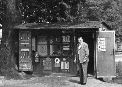 Machacseks Kiosk an der Kastanie