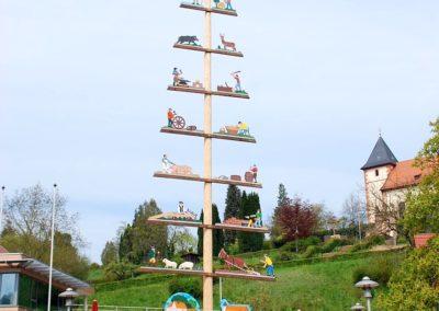 Sailauf Ständebaum (Maibaum)