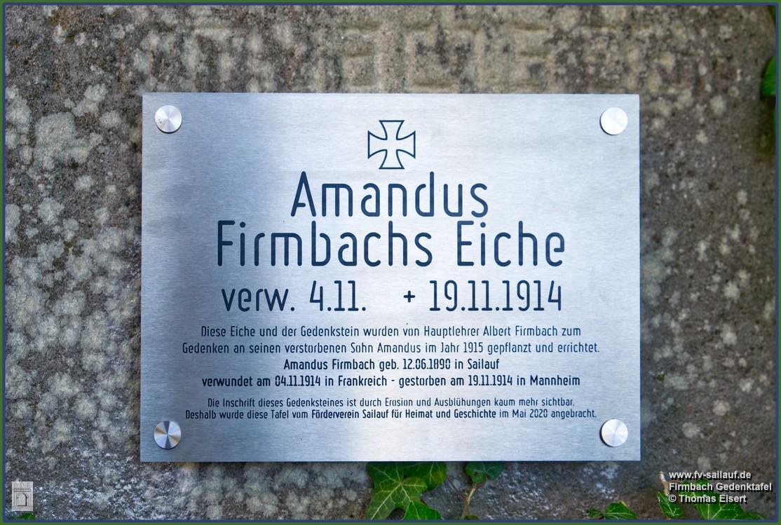 Firmbach Gedenktafel 011